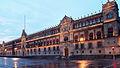 Palacio Nacional despues de llover.jpg