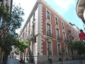 Palacio de los Duques de Santoña (Madrid) 01.jpg