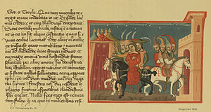 Guido delle Colonne - A Venetian copy of the Historia destructionis Troiae, ca. 1325