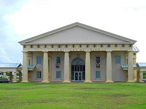 Ngerulmud - Image: Palau Capitol Complex, Judiciary Building