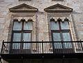 Palau de la Generalitat Valenciana, balcó.JPG