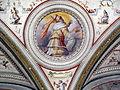 Palazzo di sforza almeni, sala con affreschi, figura allegorica 09.JPG