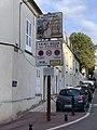 Panneau entrée St Maur Fossés Rue Paris - Saint-Maur-des-Fossés (FR94) - 2020-08-24 - 2.jpg