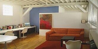 loft wikip dia. Black Bedroom Furniture Sets. Home Design Ideas