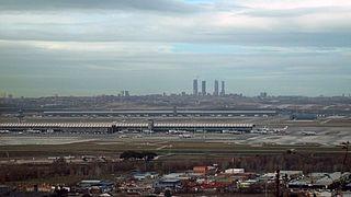 Aeropuerto de madrid barajas wikipedia la enciclopedia - Tiempo en paracuellos del jarama ...