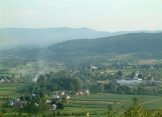 D23 road (Croatia) - Josipdol, on the D23 route