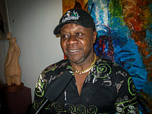 Papa Wemba, photographed in 2009
