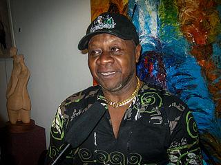 Papa Wemba Congolese musician