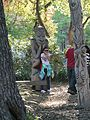 "Papua New Guinea Sculpture Garden at Stanford University, ""The Thinker"" 5.jpg"