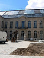 Paris - hôtel de Chimay - Courtyard 04.JPG