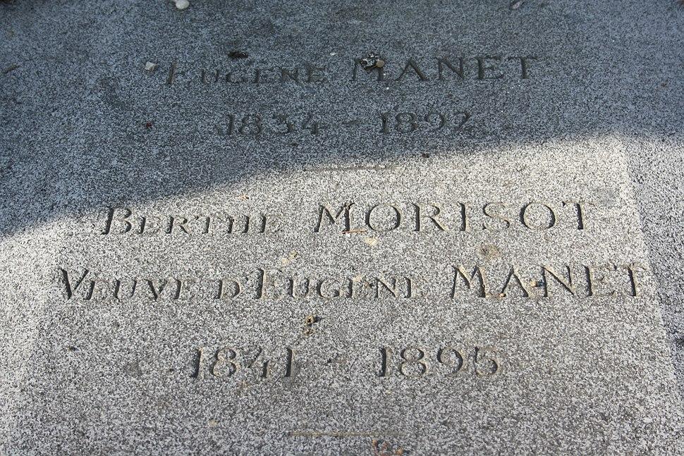 Paris Cimetière Passy B.Morisot558