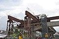 Park Circus-Parama Flyover under Construction - Railway Overbridge 4 - Park Circus - Kolkata 2015-07-23 0845.JPG
