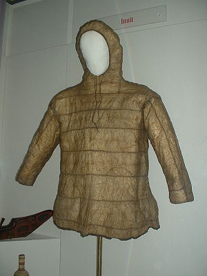 Parka - A traditional Inuit anorak