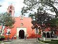 Parroquia de Santo Domingo de Guzmán, Ciudad de México 12.JPG