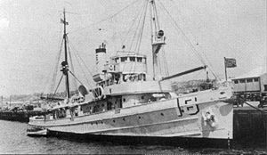USS Partridge (AM-16) - USS Partridge