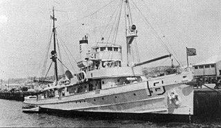 USS <i>Partridge</i> (AM-16)