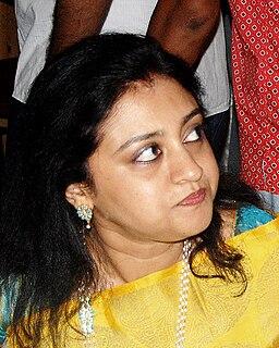 Parvathy Jayaram Indian actress and classical dancer
