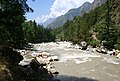 Parvati river at Kasol Im IMG 6644.jpg