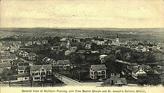 Pascoag, Rhode Island Census-designated place in Rhode Island, United States