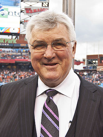 Pat Quinn (ice hockey) - Pat Quinn pictured in 2012 at the Winter Classic in Philadelphia.