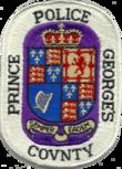 Parche del Departamento de Policía del Condado de Prince George.png