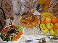 Pates carrée avec viande hachée et poulet.jpg