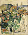 Paul Cézanne - The Village of Gardanne (Le Village de Gardanne) - Google Art Project.jpg