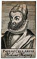 Paul Cellarius. Line engraving, 1688. Wellcome V0001044.jpg