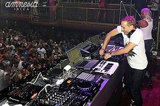 Paul van Dyk - Paul van Dyk at Amnesia, Ibiza, 2012