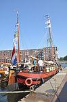 Paviljoentjalk HET WAKEND OOG bij Sail Amsterdam 2015 (01).JPG