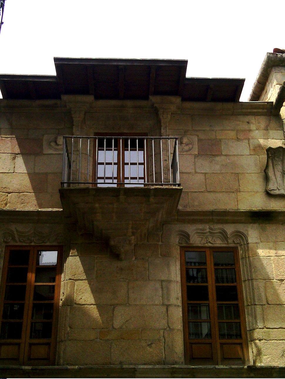 Pazos Figueroa balcón