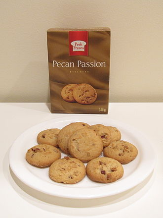 Peek Freans - Pecan Passion cookies by Peek Freans
