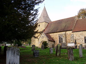 Pembury - Image: Pembury Parish Church