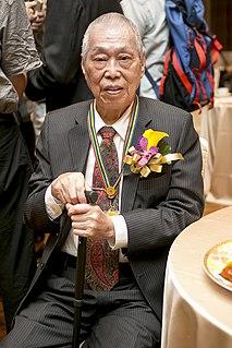 Peng Chang-kuei Taiwanese chef