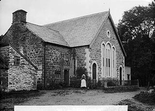 Pennant chapel (CM), Llanbryn-mair