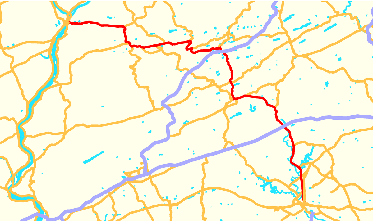 pennsylvania route 61 - wikipedia