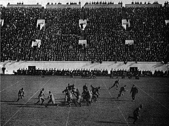 1904 Penn Quakers football team - Penn in action