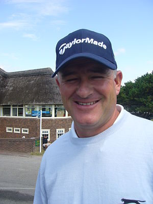 Peter Baker (golfer) - Image: Peter Baker English golfer