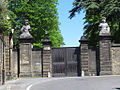 Petworth House- main gate (geograph 2964274).jpg
