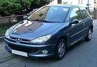 Peugeot 206 thumbnail