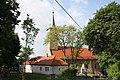 Pfarrkirche Höflein an der Donau Südansicht.JPG