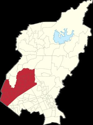 Legislative districts of Quezon City - 1st District of Quezon City