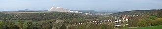Philippsthal (Werra) - Image: Philipsthal panorama