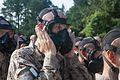 Photo Gallery, Marine recruits learn chemical warfare defense on Parris Island 130730-M-FL578-093.jpg