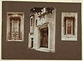Photograph, Detail of Windows and Door of House of Hector Guuimard, 22 Rue Mozart, ca. 1910 (CH 18411105).jpg