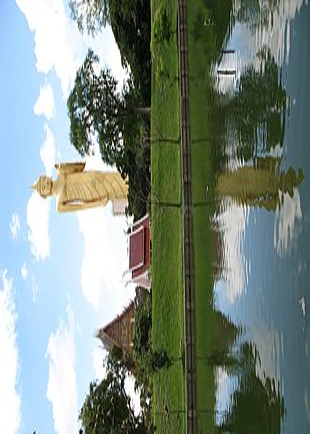 Phra Phuttha Rattana Mongkhon Maha Muni or Luang Pho Yai, Wat Burapha Phiram (Wat Hua Ro)