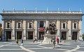 Piazza del Campidoglio, Rome (25315516593).jpg