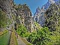 Picos de Europa, Caresschlucht - panoramio.jpg