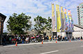 Pier-2 Art Center and FFK8 Banners at Penglai Road, Gushan Dist., Kaohsiung 20151129.jpg
