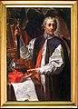 Pier leone ghezzi, ritratto del cardinale gabriele filippucci, 1706.jpg